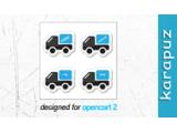 Custom Shipping Methods (Opencart 2)