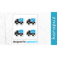 Custom Shipping Methods (Opencart 2)