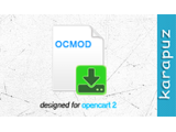 OCMOD Downloader (Opencart 2,3)