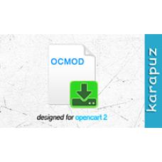 OCMOD Downloader (Opencart 2,3)