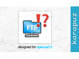 No FTP Installer (Opencart 2)