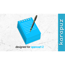 Product Group Editing (Opencart 2)