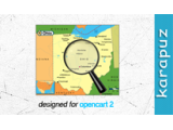 Extended Zones (Opencart 2)
