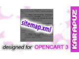 XML Sitemap Generation (Opencart 3)