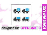 Custom Shipping Methods (Opencart 3)