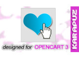 Wishlist for Guests (Opencart 3)