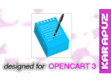 Product Group Editing (Opencart 3)