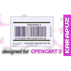 Tracking Numbers (Opencart 3)